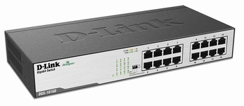 DGS-1016D D-link switch 16x10/100/1000