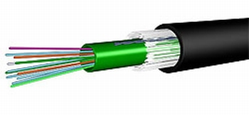 E08a UCFIBRE Outdoor Central Tube Cable