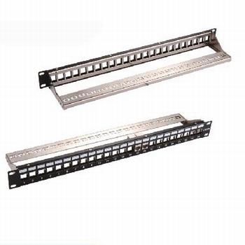 TE2-545 Panel 24-port za keyston module