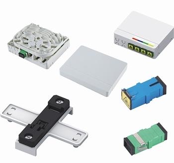 TE3-446A FTTH Box za 4 SC Simplex adaptera