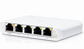 USW-Flex-Mini Ubiquiti 5x10/100/1000 upravljivi switch