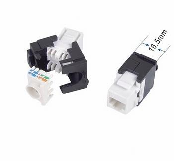 T-902-081 Keystone modul bijeli