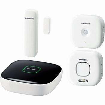 KX-HN6011FXW Panasonic Smart home set