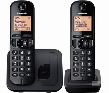 KX-TGC212FX Panasonic bežični telefon s 2 slušalice