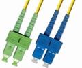 Patch kabel SC/UPC-SC/APC Duplex Singlemode