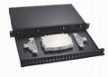 TE3-124E 19'' Optički razdjelnik za 24 SC duplex adaptera