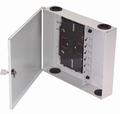 TE3-038-D-SC Zidni panel za 6/12 SC duplex adaptera