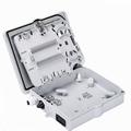 TE3-199 FTTH Box 12-port za SC Simplex adaptere